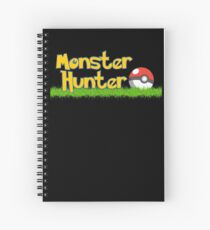 Monster Hunter Spiral Notebook
