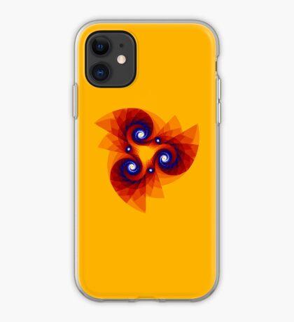 Mandala Alpha Julia I  iPhone Case