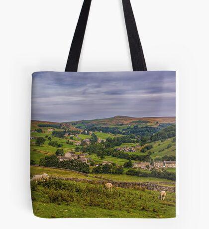 Arkengarthdale Yorks Dales Tote Bag