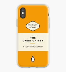 The Great Gatsby - Popular Penguins iPhone Case