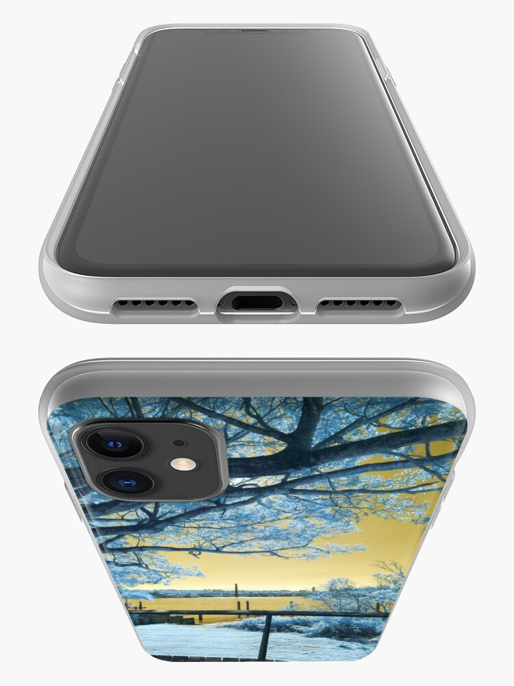 Alternate view of The Fig Tree and the Eleanor Schonell Bridge iPhone Case & Cover