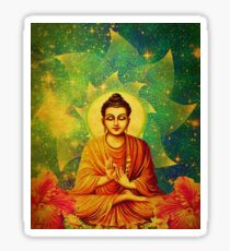 MYSTICAL BUDDHA Sticker