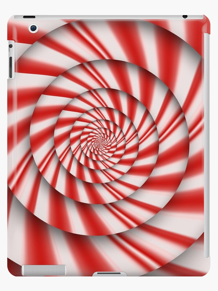 Abstract - Spirals - The power of mint by Michael Savad
