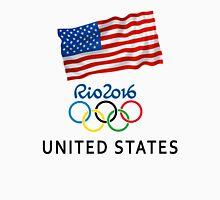 united states USA Olimpiade OLYMPICS rio 2016 Unisex T-Shirt