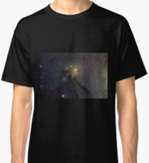 The Star Clouds of Rho Ophiuchi Classic T-Shirt
