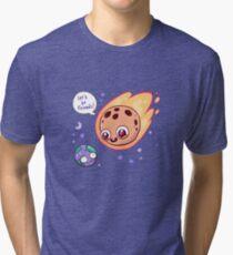 Let's be friends! Tri-blend T-Shirt