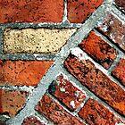 Tectonic Bricks - Saint Nicholas Church, Carrickfergus. by Smaxi