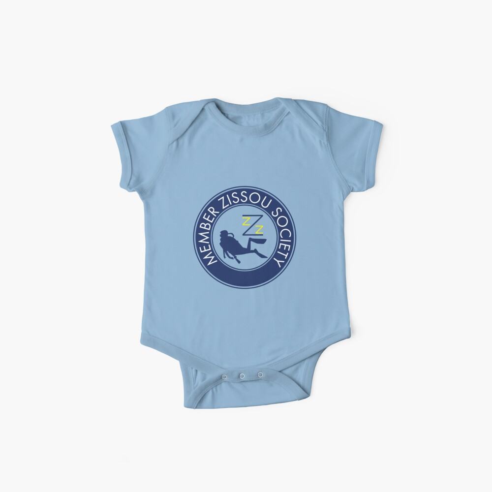 Member Zissou Society Baby One-Piece