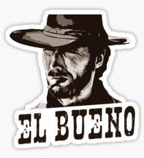 Eastwood El Bueno Sticker