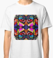Bird Ornament Classic T-Shirt