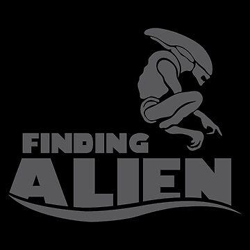 Finding Alien (Finding Dory inspired horror) by HeavenofHorror