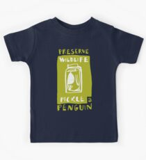 Pickle a Penguin Kids Clothes