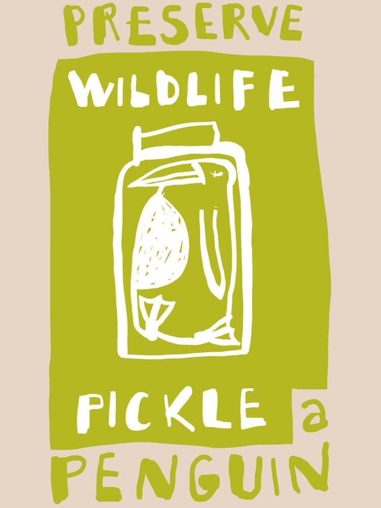 Pickle a Penguin von clootie