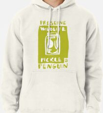 Pickle a Penguin Pullover Hoodie