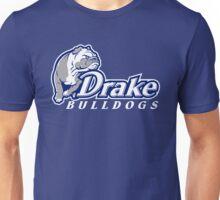 DRAKE BULLDOGS UNIVERSITY Unisex T-Shirt