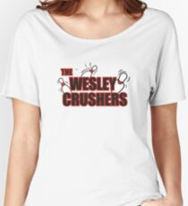 Wesley Crushers Women's Relaxed Fit T-Shirt