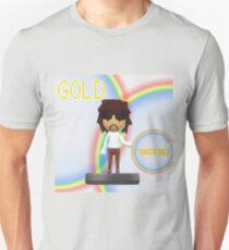 Tanuchi Gold Amiibo T-Shirt