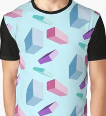 solids pattern Graphic T-Shirt