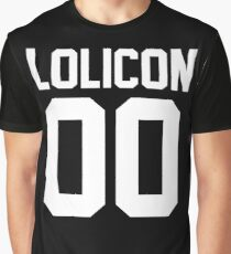 Lolicon 00 Graphic T-Shirt