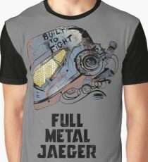 Full Metal Jaeger Graphic T-Shirt