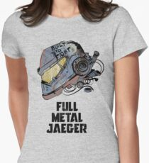 Full Metal Jaeger Women's Fitted T-Shirt