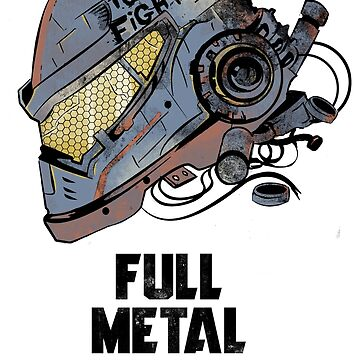 Full Metal Jaeger by JKTees