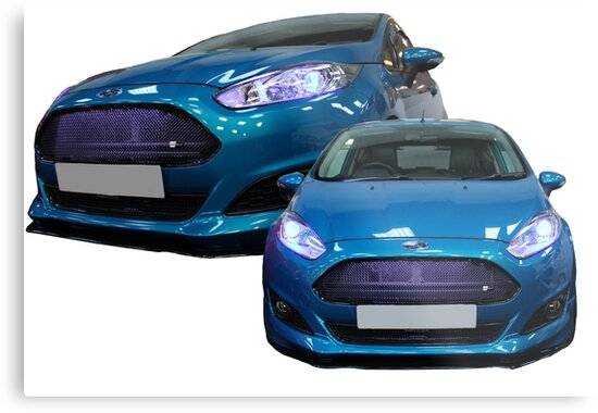 Blue Fiesta by Vicki Spindler (VHS Photography)