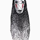 Triangulated No-Face by McBethAllen