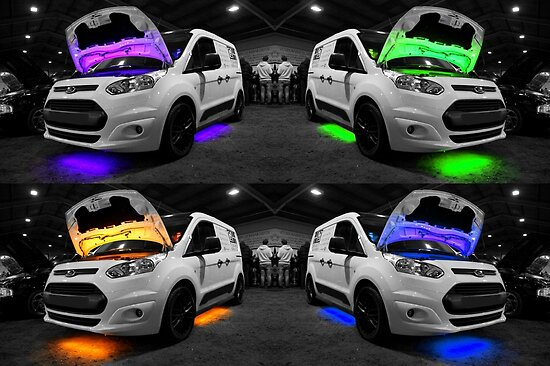 Ford Van Colours by Vicki Spindler (VHS Photography)
