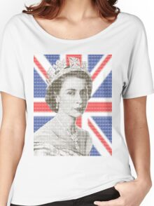 God Save The Queen Women's Relaxed Fit T-Shirt