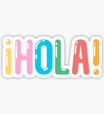 ¡Hola! Sticker