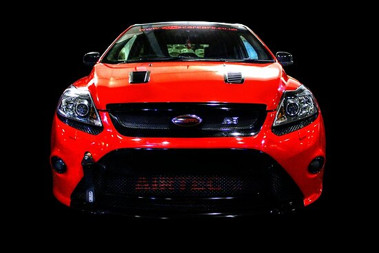 Red Focus RS by Vicki Spindler (VHS Photography)