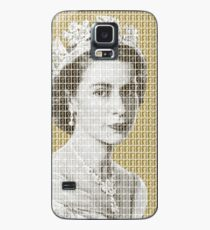 God Save The Queen - Gold Case/Skin for Samsung Galaxy