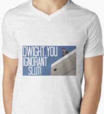 Dwight You Ignorant Slut! - In Color T-Shirt
