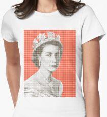 God Save The Queen - Orange T-Shirt