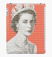 God Save The Queen - Orange iPad Case/Skin