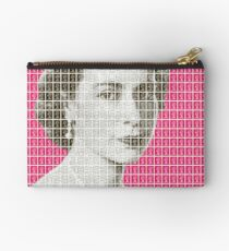 God Save The Queen - Pink Studio Pouch