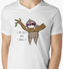 I am lazy and I know it T-Shirt