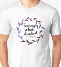 Simply a Book Drunkard T-Shirt