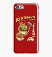 Rikimaru Ramen Hanamuras Best iPhone Case/Skin