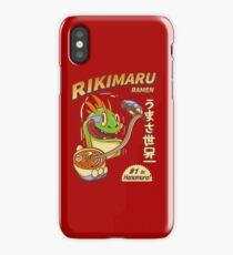 Rikimaru Ramen Hanamuras Best iPhone Case