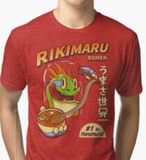 Rikimaru Ramen Hanamuras Best Tri-blend T-Shirt