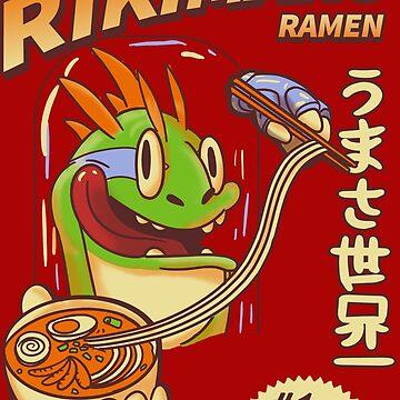 Rikimaru Ramen Hanamuras Best by LgndryPhoenix