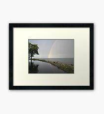 Rainbows Framed Print
