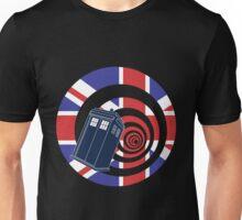 TARDIS Union Jack Unisex T-Shirt