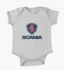 scania big truck Kids Clothes