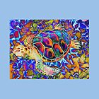 Rainbow Turtle by Dorothy Berry-Lound