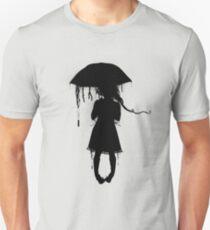 Regenschirm Slim Fit T-Shirt
