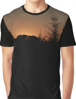 Fires Glow Graphic T-Shirt