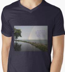 A Song of Rainbows Men's V-Neck T-Shirt